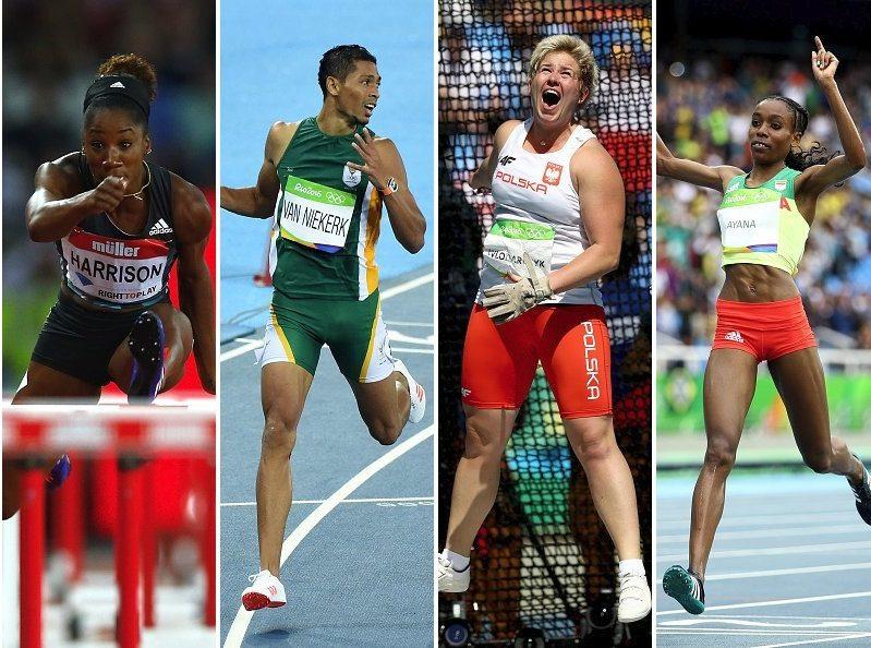 La IAAF convalida  i 4 record del Mondo stabiliti nel 2016