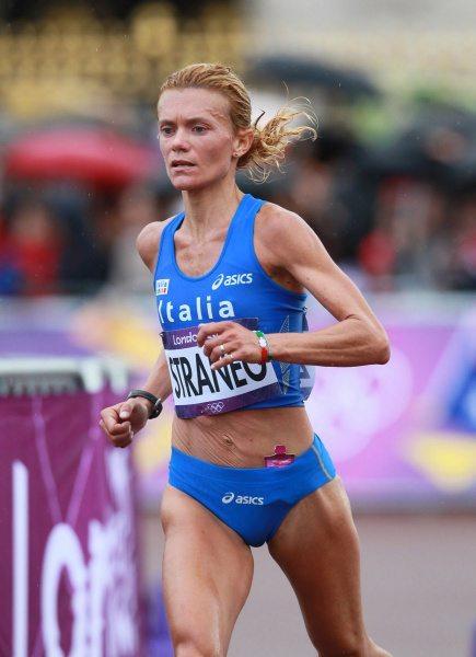 Valeria Straneo correrà Domenica 30 Ottobre alla San Nicola Half Marathon di Bari