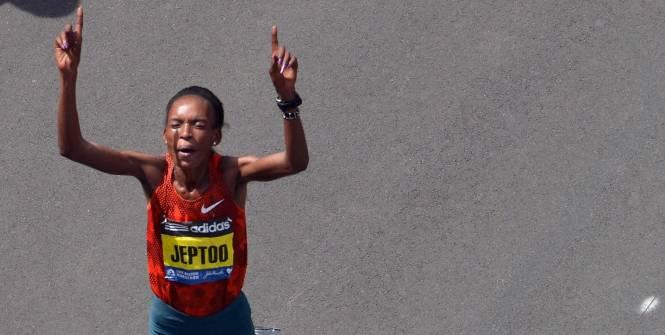 Doping: sospensione raddoppiato per Rita Jeptoo, carriera finita?