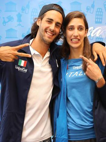 """Alessia Trost alla Gazzetta: """"Ora mi alleno con Tamberi, da lui ho solo da imparare """""""