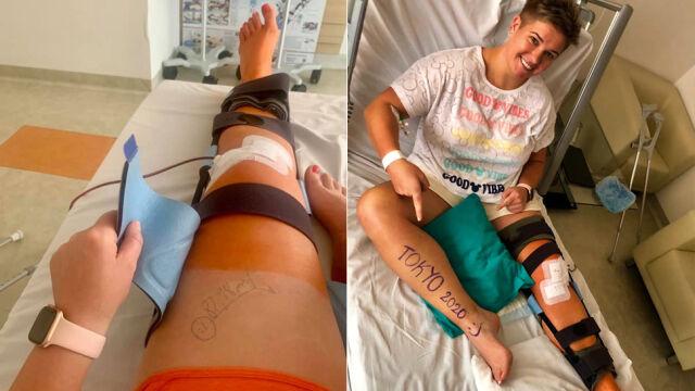 Wlodarczyk, campionessa olimpica di lancio del martello rinuncia ai mondiali di Doha dopo un'intervento al ginocchio