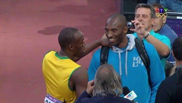 Morto Kobe Bryant mito del Basket mondiale, anche Usain Bolt incredulo