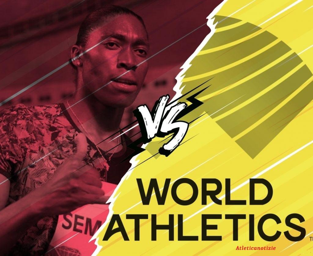 Caster Semenya Vs World Athletics è guerra aperta: