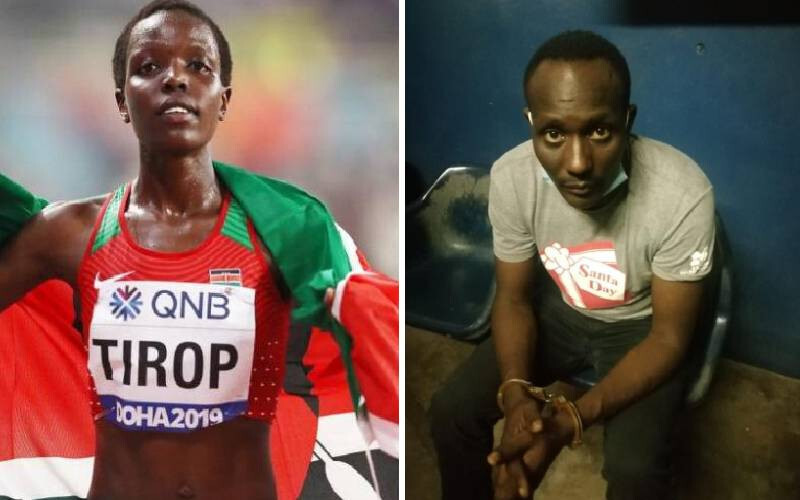 Morte Agnes Tirop: la polizia keniota ha arrestato il marito