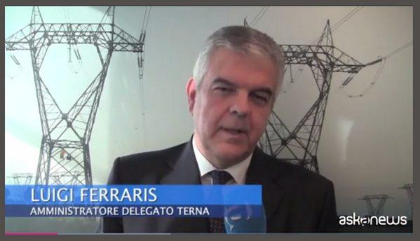 Luigi Ferraris, Semestrale Terna sopra le attese degli analisti