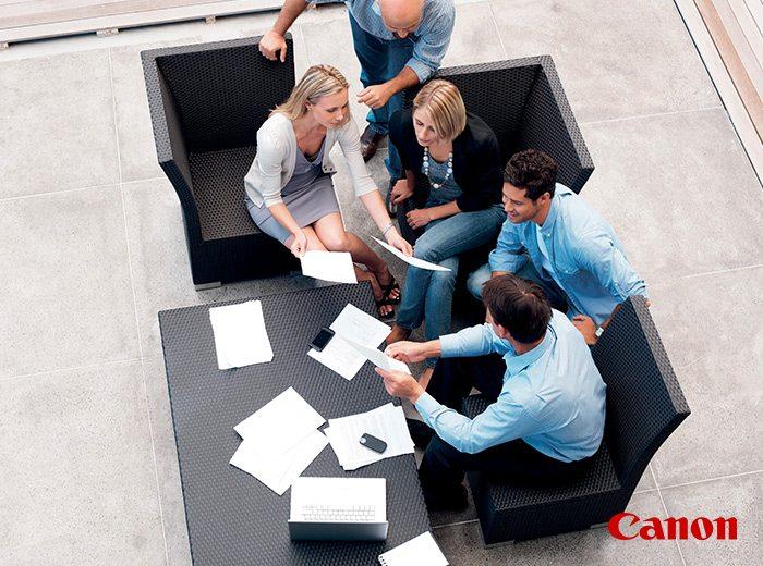 Canon IT&OFFICE Marigliano. Nuove business unit per segmenti: Rental Pc e MediaSoftware