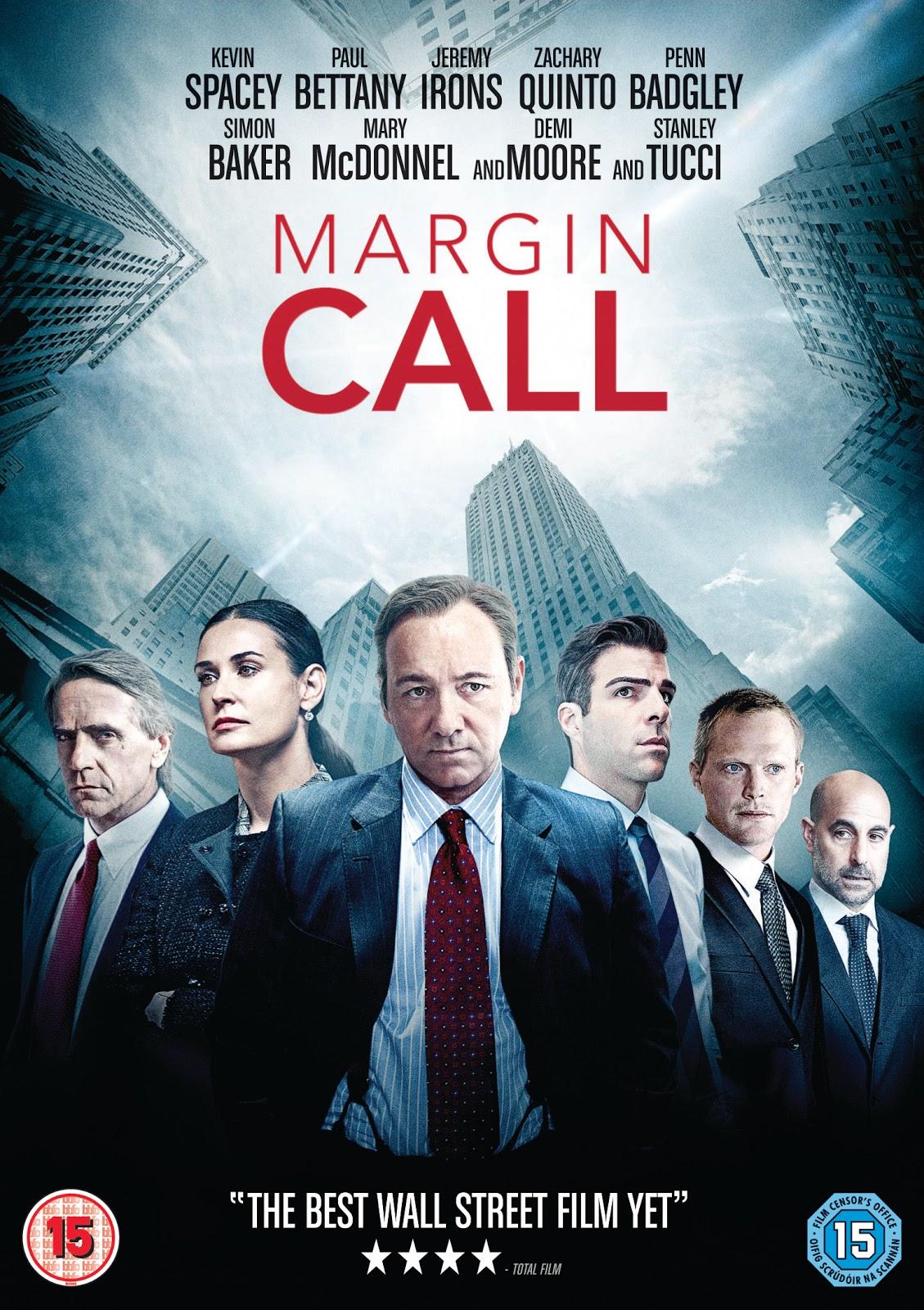 Margin Call (Margine di salvezza), recensione di Biagio Giordano