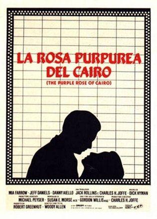 La rosa purpurea del Cairo, recensione di Biagio Giordano