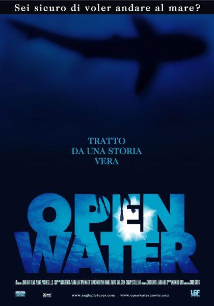 Open water, commento breve di Biagio Giordano