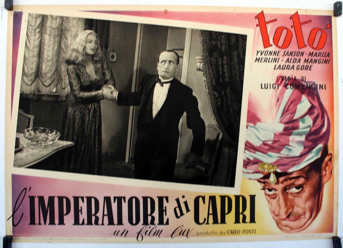 L'imperatore di Capri, recensione di Biagio Giordano