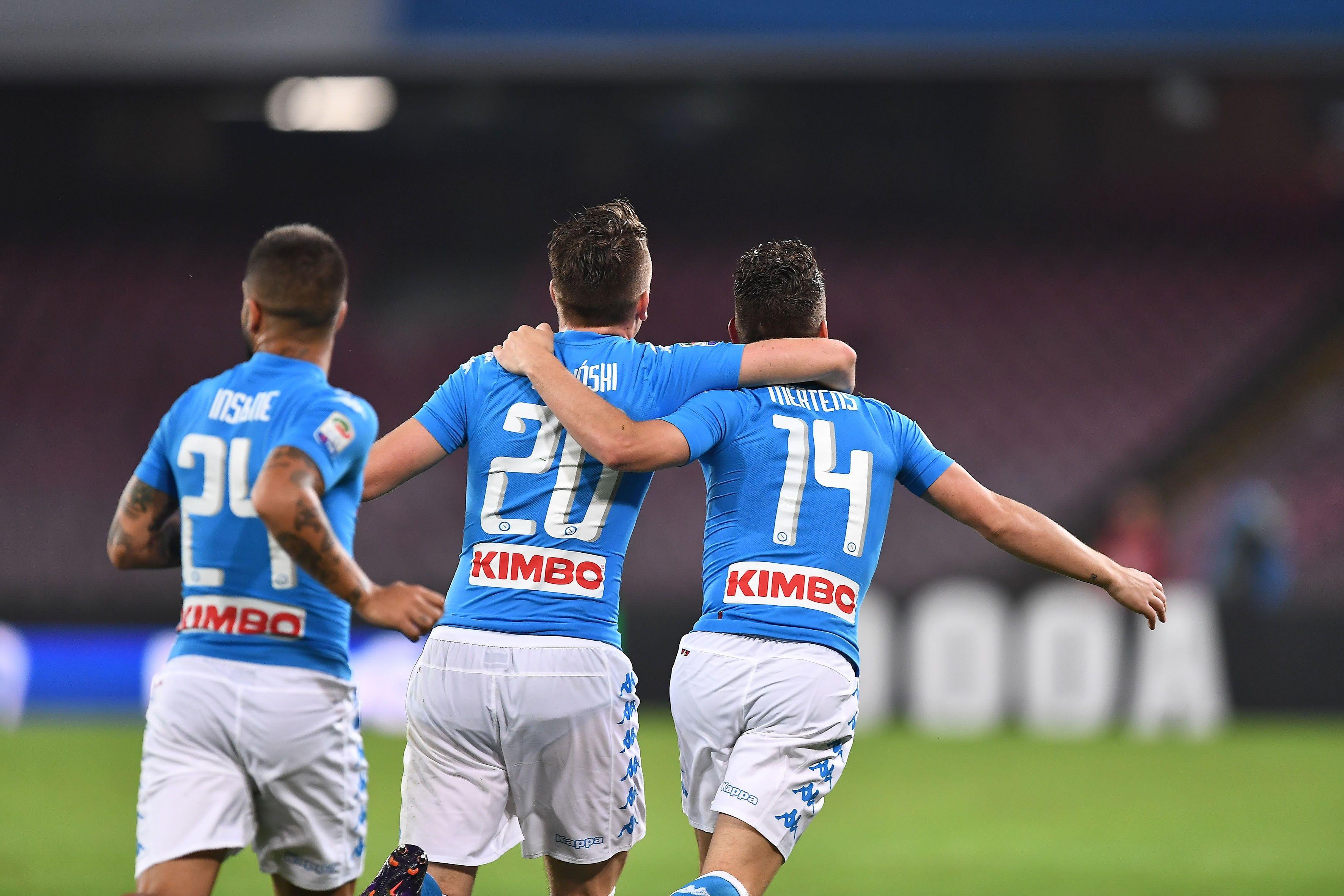 Buon Napoli contro l'Empoli, ma per il match con la Juve serve altro