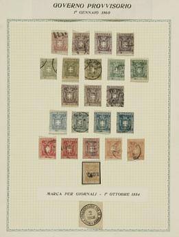 Digitalizzata la collezione filatelica Marco De Marchi