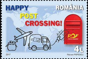 Il Postcrossing in Romania