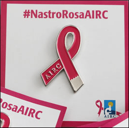 AIRC e Estée Lauder partners Nastro Rosa 2017