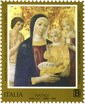 Madonna con Gesù Bambino e Santi