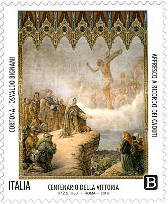 Santa Margherita tra i soldati