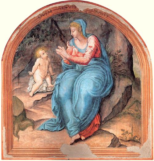 La Beata Vergine della Ghiara