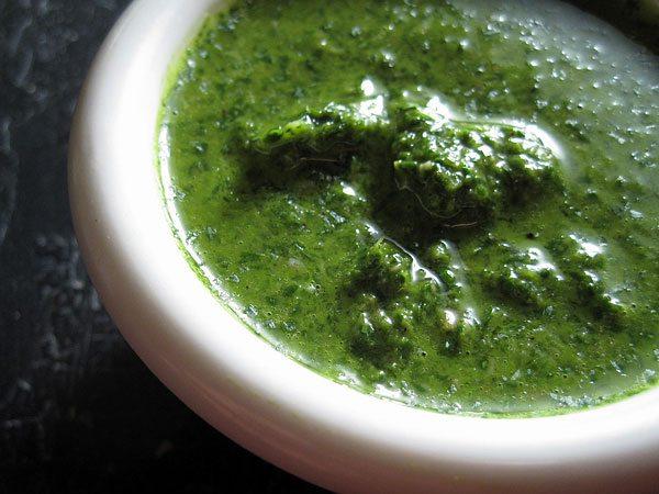 Salsa verde toscana alla maniera di Artusi