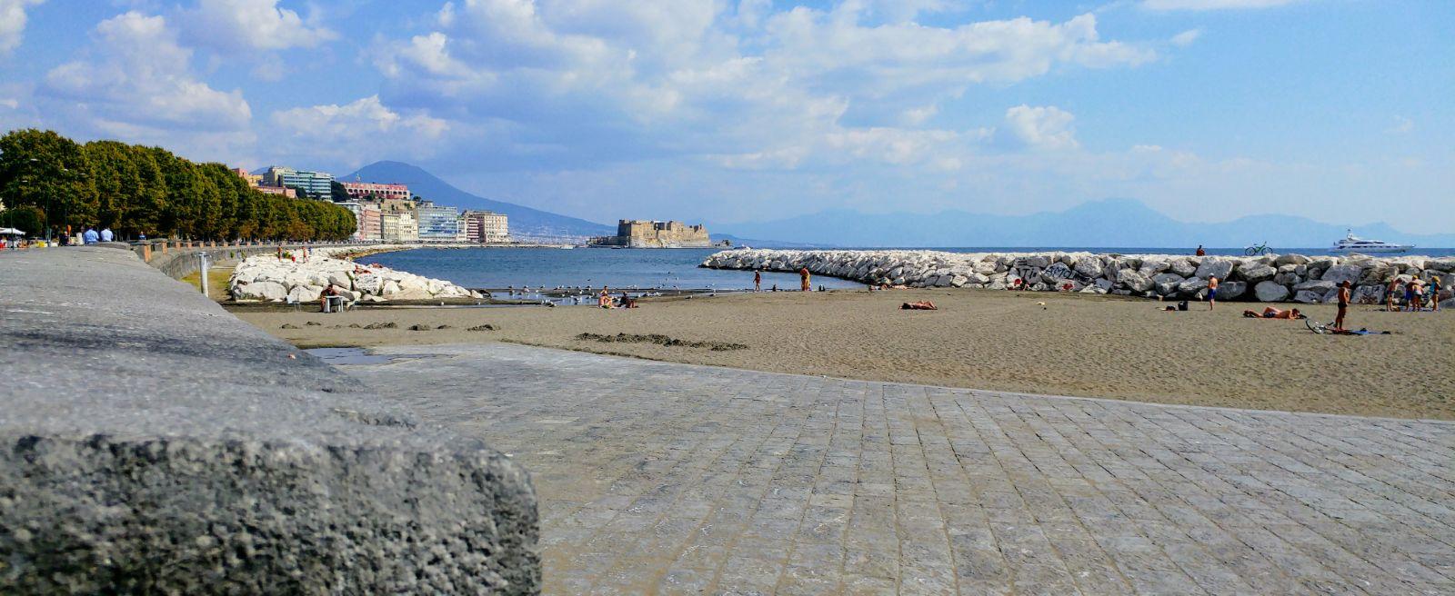 Eventi intorno al Vesuvio: settimana 2-8 ottobre 2017