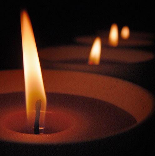 Sulla Candelora, le candele e le fiamme