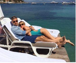 """Alessia Marcuzzi e il """"piano segreto"""": """"Un altro figlio col marito Paolo Calabresi Marconi"""""""
