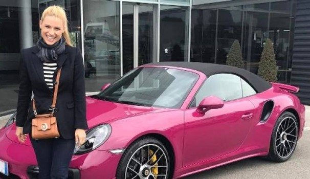 """Michelle Hunziker sulla Porsche """"Barbie"""": """"Infuriata, ecco perché non la userà più"""""""