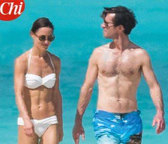 Pippa Middleton, luna di miele con il marito in Polinesia