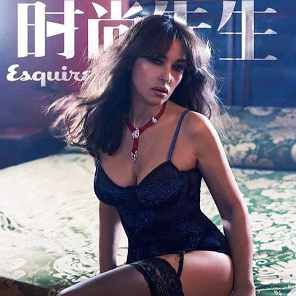 Monica Bellucci:la sua bellezza conquista anche i cinesi