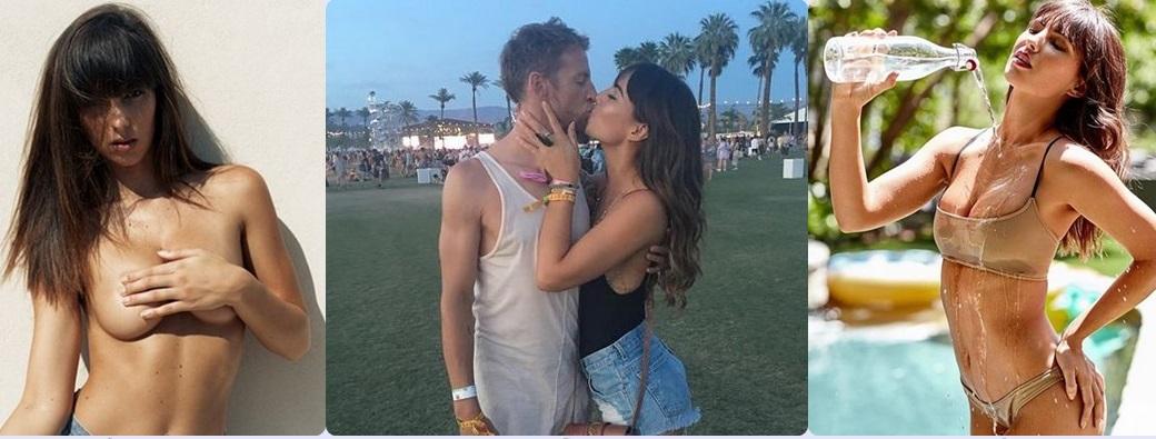 Brittny Ward la fidanzata del pilota Jenson Button fa impazzire di gioia tutti i fan
