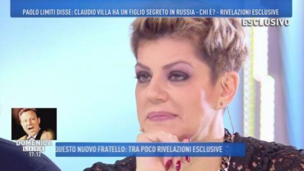 """""""Domenica Live"""", Claudio Villa e il figlio segreto in Russia"""