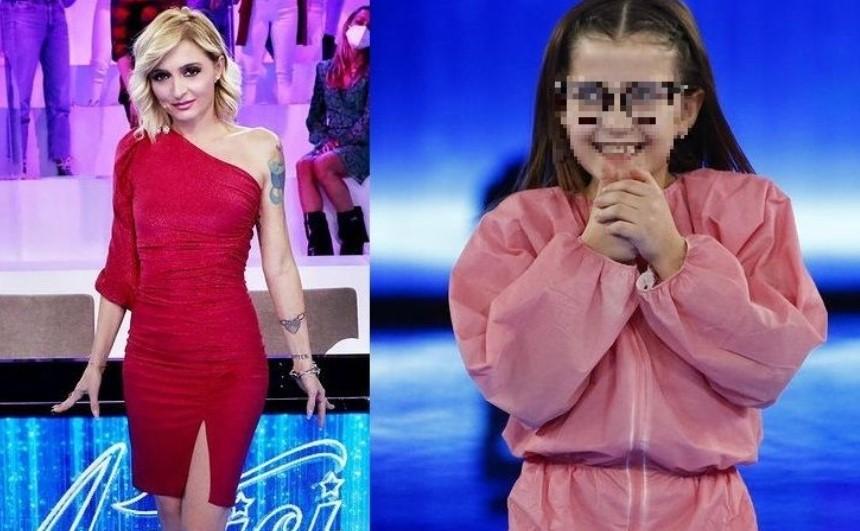 Amici 20, Veronica Peparini fa ballare la figlia Olivia ed emoziona tutti: «E' la parte migliore di me». Giudici in lacrime