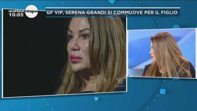 "GfVip, Serena Grandi ammette: ""Mi manca la casa"""
