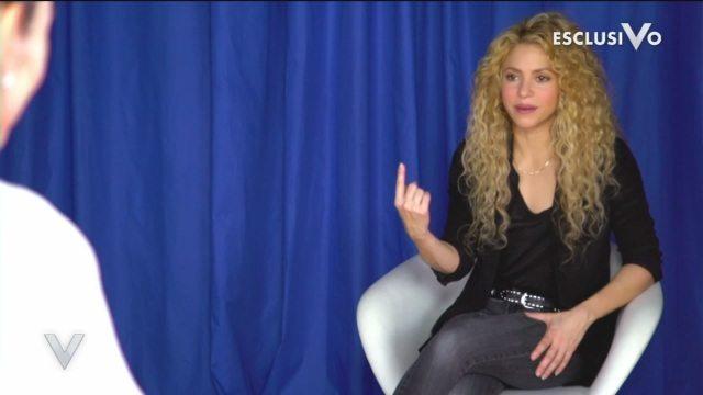 """""""Verissimo"""", Shakira a cuore aperto: """"Il terzo figlio? Sarà il benvenuto"""""""