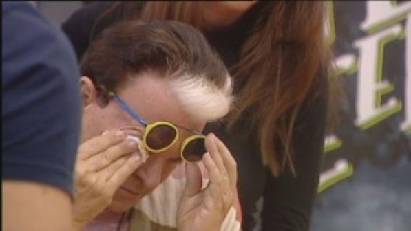 """""""Grande Fratello Vip"""", Cristiano Malgioglio scoppia in lacrime"""