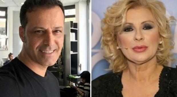 """Tina Cipollari si separa, l'ex marito Chicco Nalli: """"Sarà sempre la donna più importante della mia vita"""""""