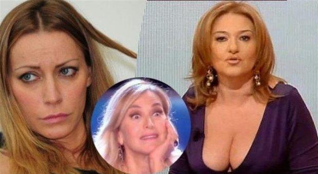 """""""Figura di m...�: Monica Setta lascia lo studio di Domenica Live. Tutto è accaduto in diretta"""