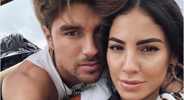 Giulia De Lellis e Andrea Damante si sono lasciati. L'annuncio choc su Instagram