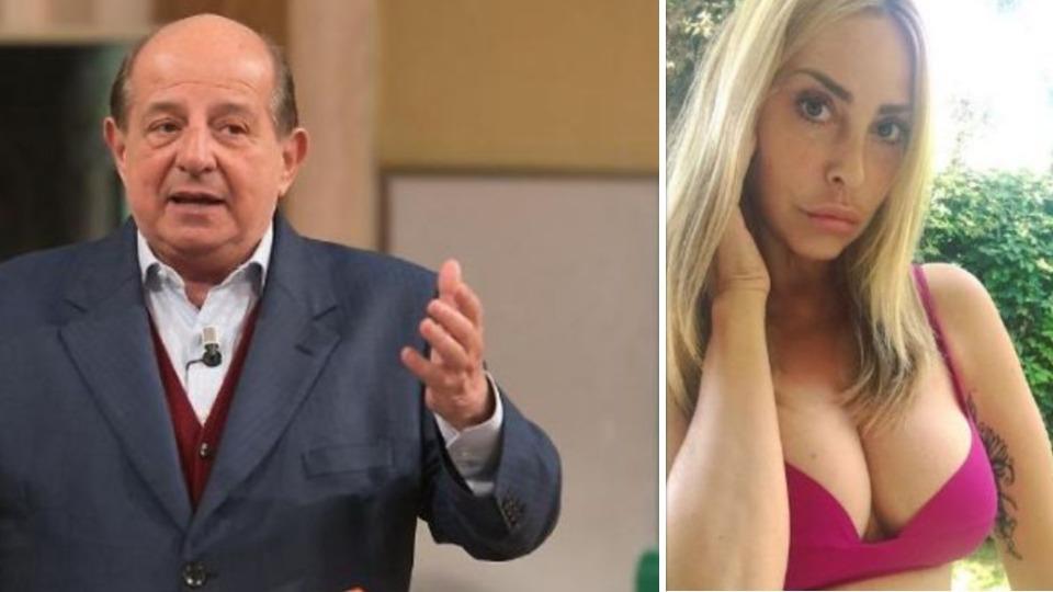 Magalli dispiaciuto per Stefania Orlando: «Fa solo le televendite»