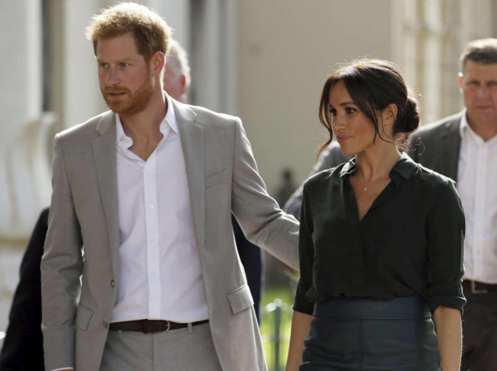 Meghan Markle è incinta: un bebè per il principe Harry