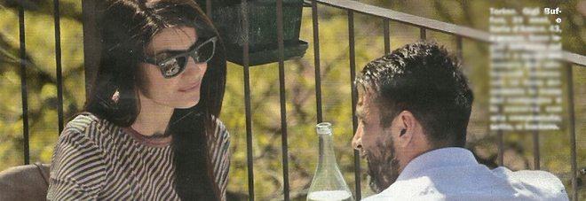 Ilaria D'Amico e Gigi Buffon, pranzo romantico e giochi con Leopoldo ...