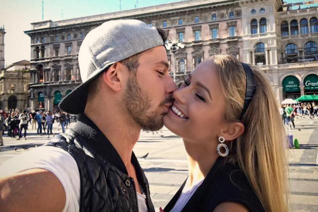 """Mercedesz Henger in love con Leonardo, l'annuncio in diretta: """"Stiamo insieme da nove mesi"""""""
