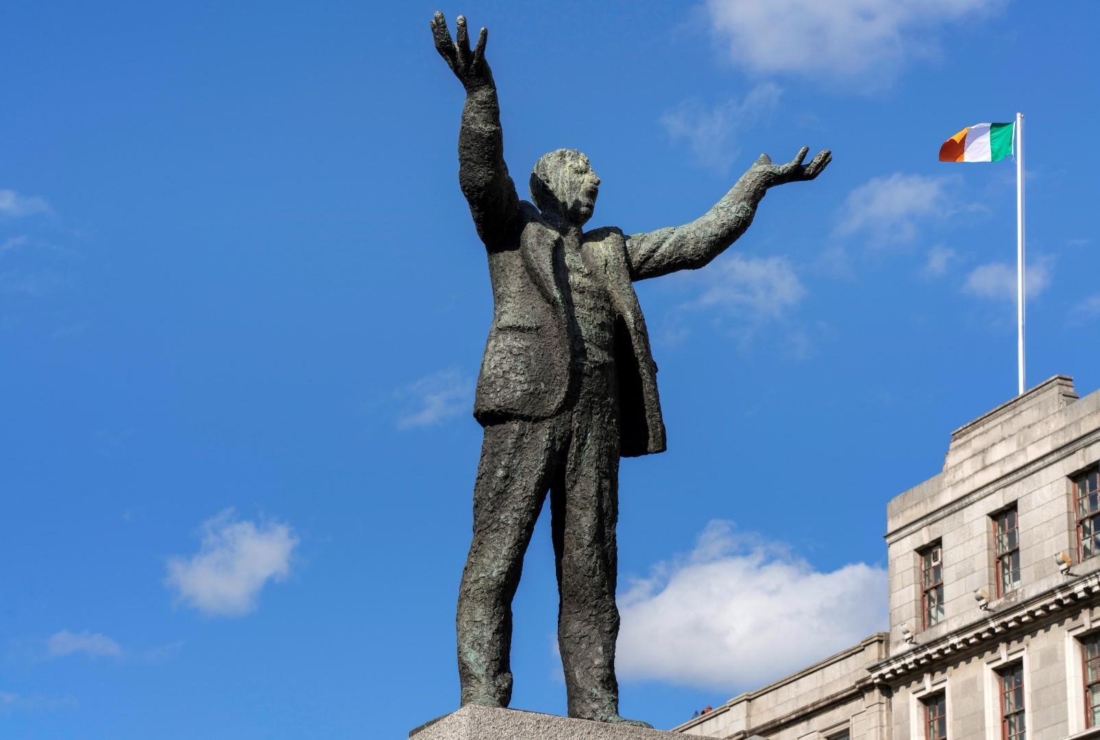 Irlanda: le statue parlanti raccontano Dublino