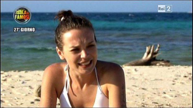"""Andrea Lehotska choc: """"Ho perso tutti i capelli, mi hanno dato due giorni di vita"""""""