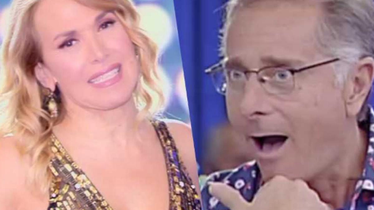 Barbara D'Urso, che gaffe su Paolo Bonolis e Scherzi a Parte: cosa ha detto in televisione