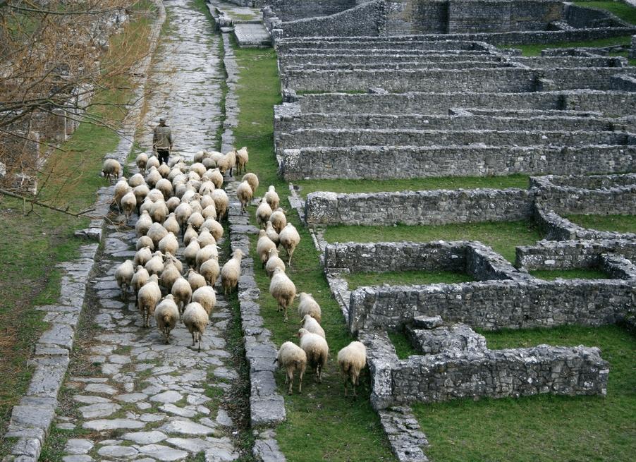 Un monumento all'acqua dal 1° secolo