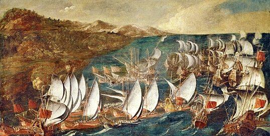 """bandiere """"turchesche"""" sui colli marchigiani"""