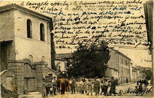succedeva a Jesi il 4 novembre 1918