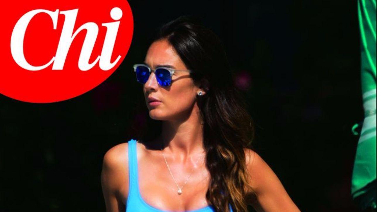 """Silvia Toffanin al mare con la figlia dopo la chiusura stagionale di """"Verissimo"""""""