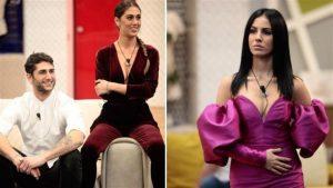 """Giulia De Lellis umilia Cecilia Rodriguez in diretta al GF VIP: """"Sei troppo a gambe aperte"""""""