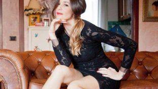 Alessia Fabiani, mamma che stacco di coscia!